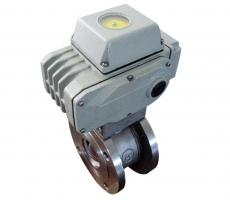 Q941F Floating Soft Sealed Electric Ball Valves